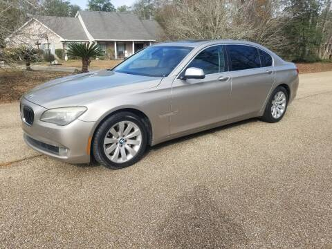 2011 BMW 7 Series for sale at J & J Auto Brokers in Slidell LA