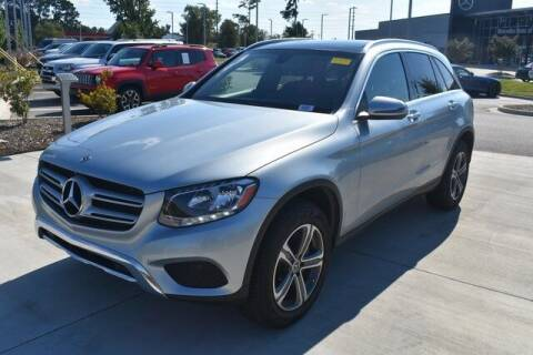2018 Mercedes-Benz GLC for sale at PHIL SMITH AUTOMOTIVE GROUP - MERCEDES BENZ OF FAYETTEVILLE in Fayetteville NC