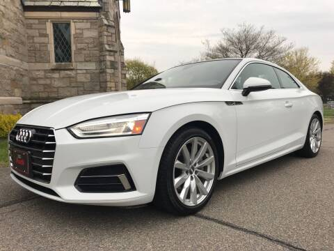 2018 Audi A5 for sale at Reynolds Auto Sales in Wakefield MA