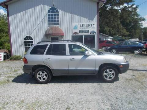 2005 Ford Freestyle for sale at Liberty Used Motors in Selma NC