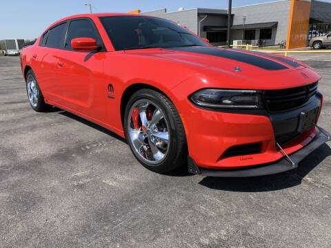 2016 Dodge Charger R/T 5.7-Liter V8 HEMI& for sale at Lipscomb Powersports in Wichita Falls TX