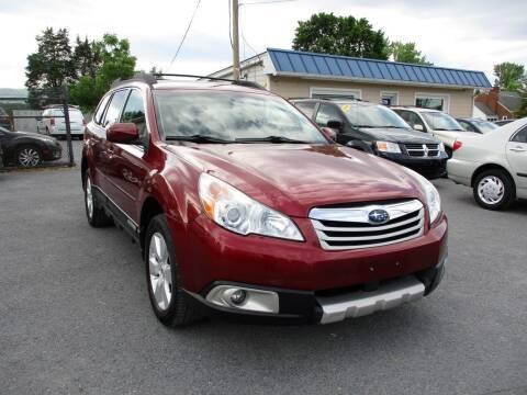 2012 Subaru Outback for sale at Supermax Autos in Strasburg VA