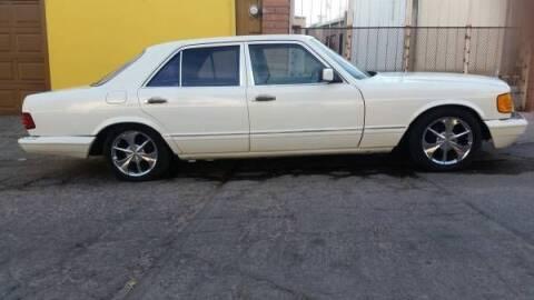 1981 Mercedes-Benz 280-Class for sale at Classic Car Deals in Cadillac MI