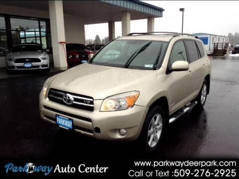 2006 Toyota RAV4 for sale at PARKWAY AUTO CENTER AND RV in Deer Park WA