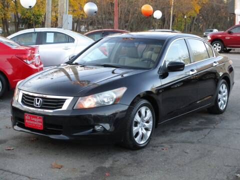 2009 Honda Accord for sale at Bill Leggett Automotive, Inc. in Columbus OH
