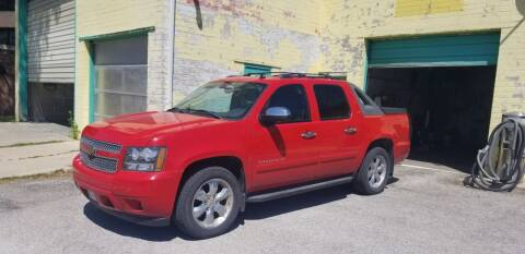 2007 Chevrolet Avalanche for sale at Stewart Auto Sales Inc in Central City NE