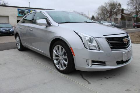 2016 Cadillac XTS for sale at K & L Auto Sales in Saint Paul MN