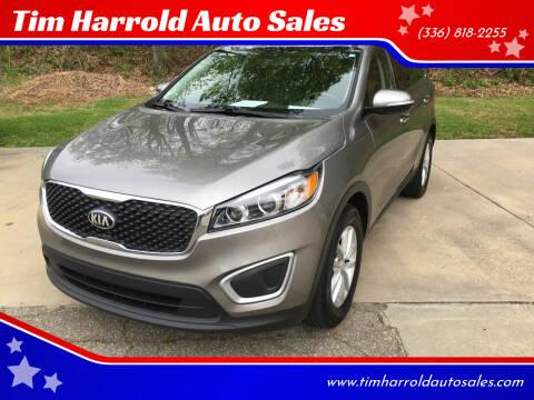 2018 Kia Sorento for sale at Tim Harrold Auto Sales in Wilkesboro NC