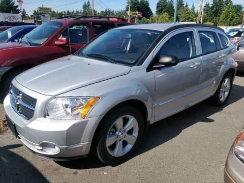 2011 Dodge Caliber for sale at SS MOTORS LLC in Edmonds WA