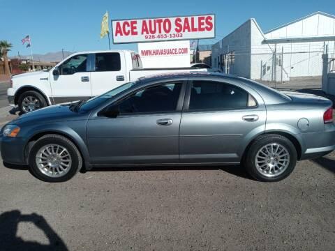 2006 Chrysler Sebring for sale at ACE AUTO SALES in Lake Havasu City AZ
