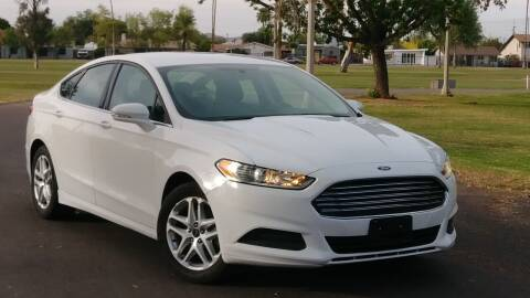2014 Ford Fusion for sale at CAR MIX MOTOR CO. in Phoenix AZ