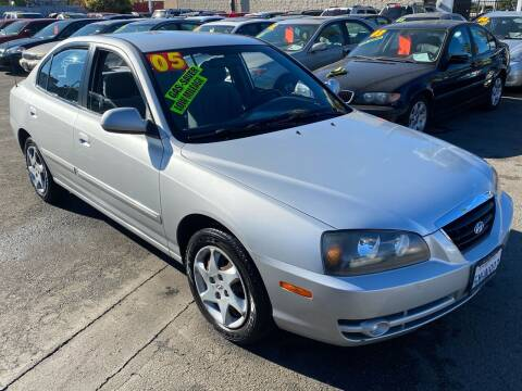 2005 Hyundai Elantra for sale at North County Auto in Oceanside CA