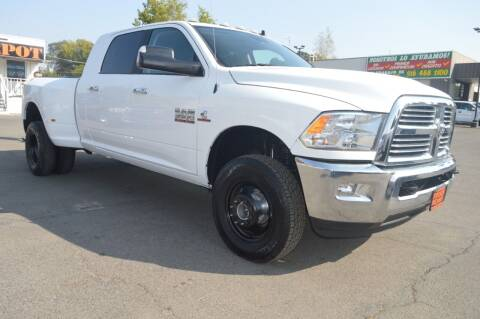 2018 RAM Ram Pickup 3500 for sale at Sac Truck Depot in Sacramento CA