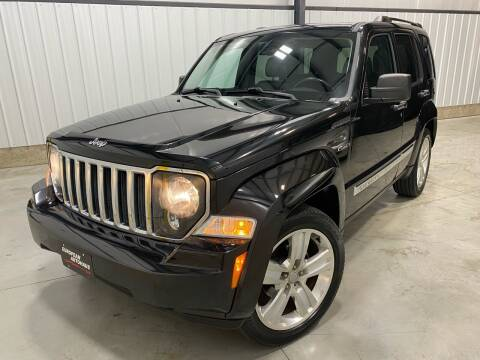2012 Jeep Liberty for sale at EUROPEAN AUTOHAUS, LLC in Holland MI