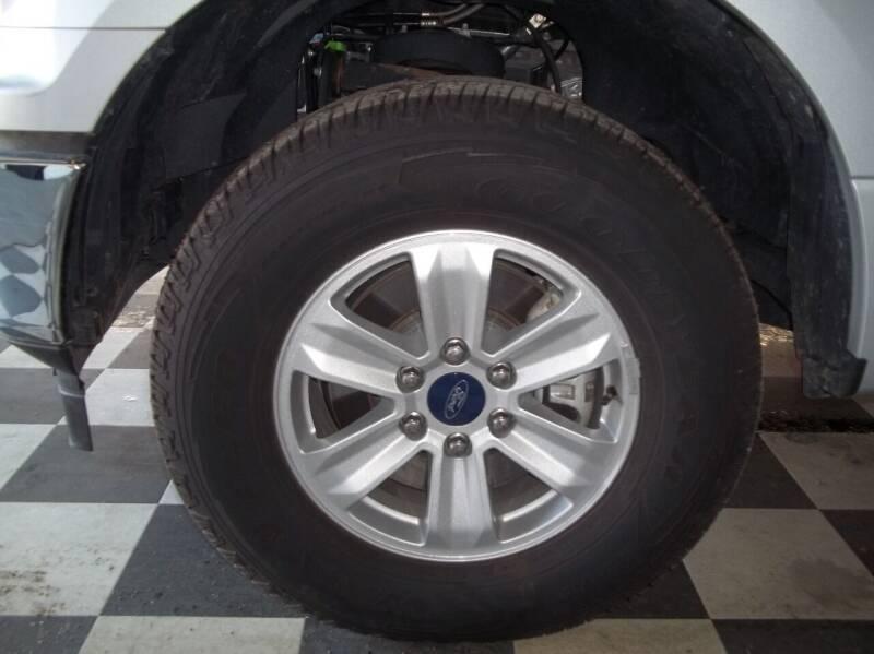 2018 Ford F-150 4x4 XLT 4dr SuperCrew 6.5 ft. SB - Albion NE