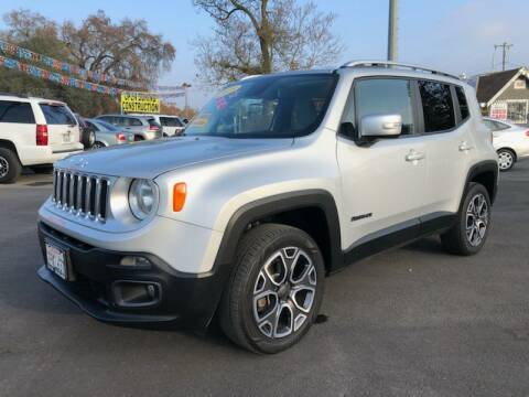 2015 Jeep Renegade for sale at C J Auto Sales in Riverbank CA