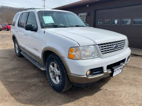 2002 Ford Explorer for sale at Toy Box Auto Sales LLC in La Crosse WI