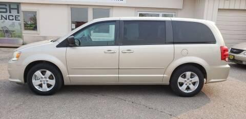 2013 Dodge Grand Caravan for sale at HomeTown Motors in Gillette WY