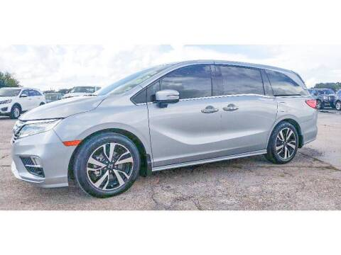 2019 Honda Odyssey for sale at Courtesy Value Pre-Owned I-49 in Lafayette LA