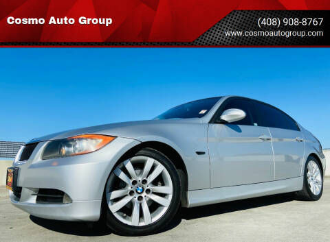 2007 BMW 3 Series for sale at Cosmo Auto Group in San Jose CA