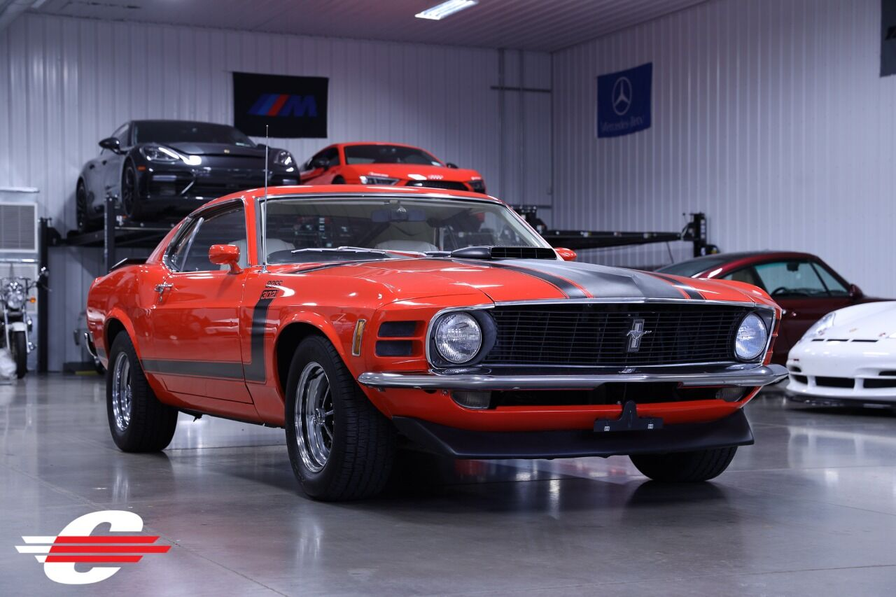 Cantech automotive: 1970 Ford Mustang Boss 302 BOSS 302ci V8 Coupe