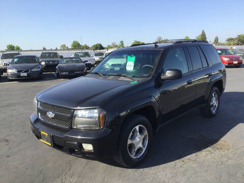 2008 Chevrolet TrailBlazer for sale at My Three Sons Auto Sales in Sacramento CA