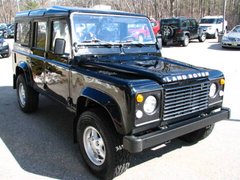 1993 Land Rover Defender for sale at Medway Imports in Medway MA