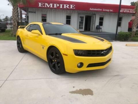 2012 Chevrolet Camaro for sale at Empire Automotive Group Inc. in Orlando FL