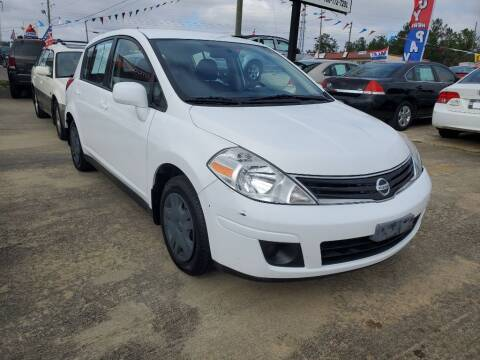 2012 Nissan Versa for sale at Select Auto Sales in Hephzibah GA
