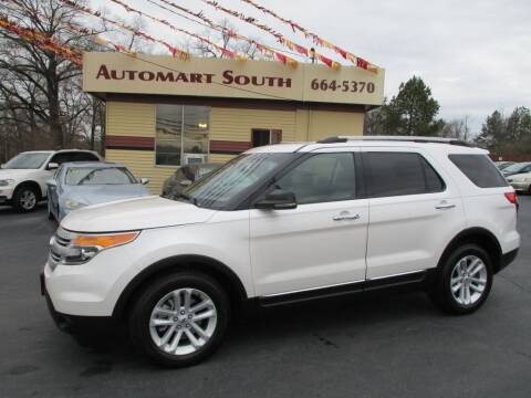 2013 Ford Explorer for sale at Automart South in Alabaster AL