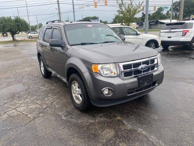 2010 Ford Escape for sale at A Class Auto Sales in Indianapolis IN