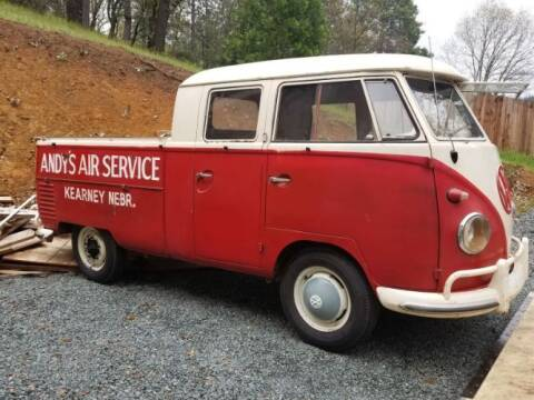 1961 Volkswagen Vanagon for sale at Classic Car Deals in Cadillac MI
