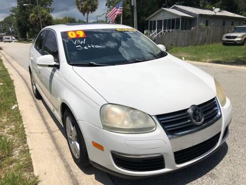 2009 Volkswagen Jetta for sale at Castagna Auto Sales LLC in Saint Augustine FL
