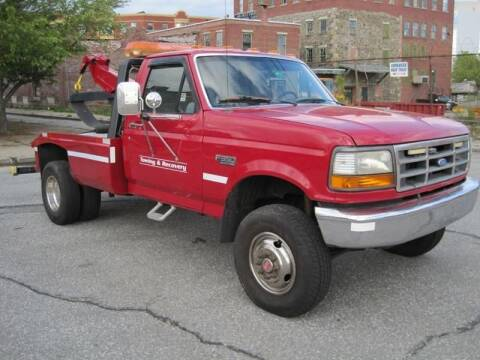 1994 Ford F-350 for sale at EBN Auto Sales in Lowell MA
