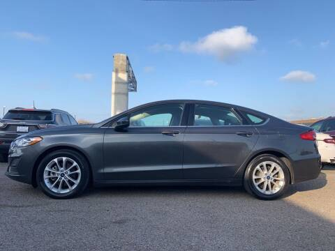 2019 Ford Fusion for sale at Primetime Auto in Corpus Christi TX