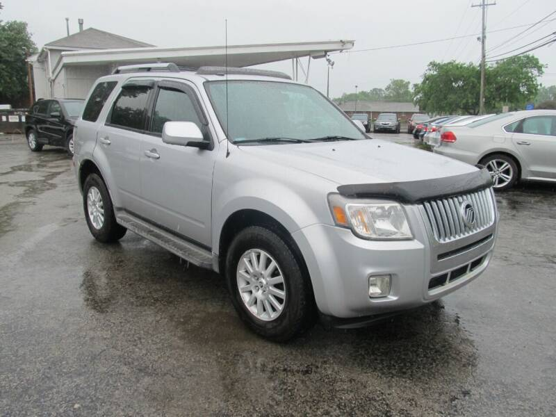 2010 Mercury Mariner for sale at St. Mary Auto Sales in Hilliard OH