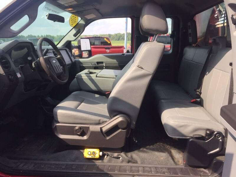 2015 Ford F-550 Super Duty 4X4 4dr SuperCab 161.8-185.8 in. WB - Wisconsin Rapids WI