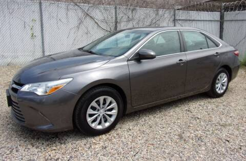 2015 Toyota Camry for sale at Amazing Auto Center in Capitol Heights MD