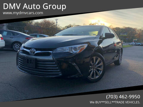 2017 Toyota Camry for sale at DMV Auto Group in Falls Church VA