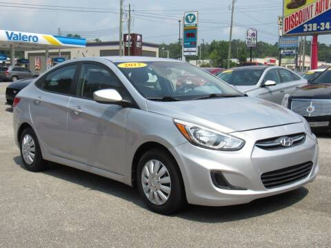 2017 Hyundai Accent for sale at Discount Auto Sales in Pell City AL