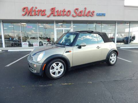 2008 MINI Cooper for sale at Mira Auto Sales in Dayton OH