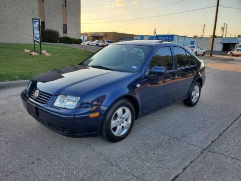 2003 Volkswagen Jetta for sale at DFW Autohaus in Dallas TX