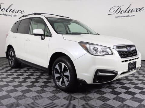 2018 Subaru Forester for sale at DeluxeNJ.com in Linden NJ