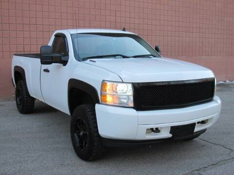 2008 Chevrolet Silverado 1500 for sale at United Motors Group in Lawrence MA