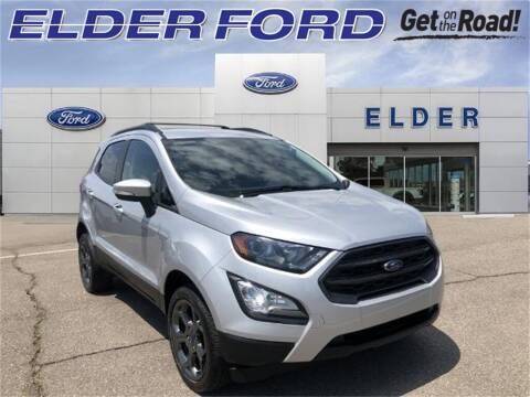 2018 Ford EcoSport for sale at Mr Intellectual Cars in Troy MI
