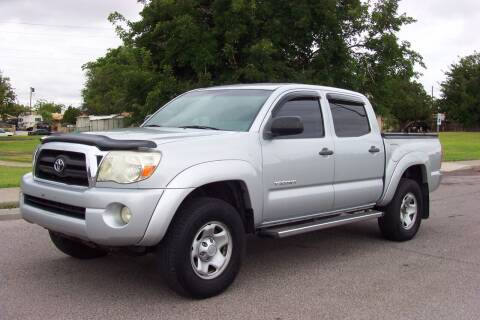 2005 Toyota Tacoma for sale at Park N Sell Express in Las Cruces NM