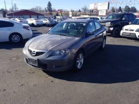2009 Mazda MAZDA3 for sale at Boise Motor Sports in Boise ID