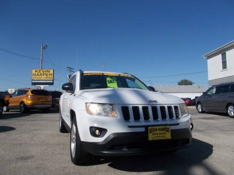 2011 Jeep Compass for sale at Kevin Harper Auto Sales in Mount Zion IL