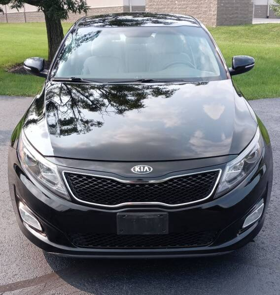 2014 Kia Optima for sale at Columbus Car Warehouse in Columbus OH
