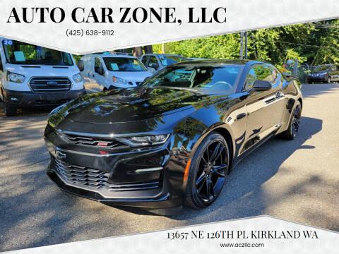 2019 Chevrolet Camaro for sale at Auto Car Zone, LLC in Kirkland WA